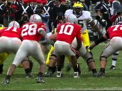 #1 Ohio State vs #2 Michigan for Big Ten Title