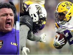 2019 Fiesta Bowl: LSU vs UCF