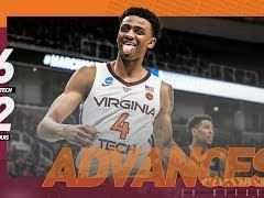 Virginia Tech vs Saint Louis (Round of 64)