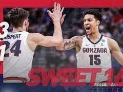 Gonzaga vs Baylor (Round of 32)