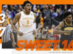 Iowa vs Tennessee (Round of 32)