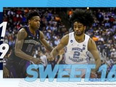 North Carolina vs Washington (Round of 32)