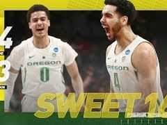 Oregon vs UC Irvine (Round of 32)