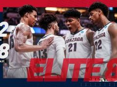 Gonzaga vs Florida State (Sweet 16)