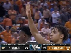 Purdue vs Tennessee (Sweet 16)