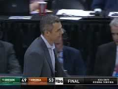 Virginia vs Oregon (Sweet 16)