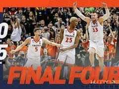Virginia vs Purdue (Elite 8)