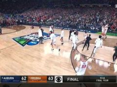 Virginia vs Auburn (Final Four)