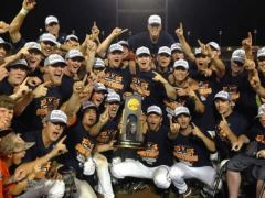 Virginia Wins 2015 CWS vs Vanderbilt