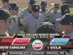 South Carolina Wins 2010 CWS vs UCLA