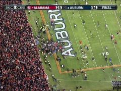 2013 Iron Bowl: Auburn's 'Kick Six' Win