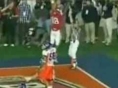 2007 Fiesta Bowl: 43-42 Boise State over Oklahoma