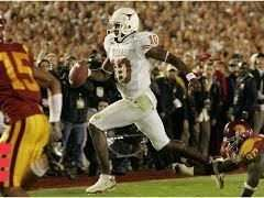 2006 Rose Bowl: Texas Beats USC 41-38