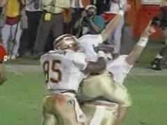 1994 Orange Bowl: FSU Outlasts Late Penalty