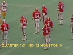 1979 Cotton Bowl: Montana's 'Chicken Soup Game'
