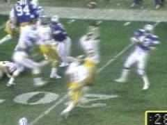 Steve Young's Hand-off & 15-Yard TD Catch