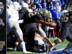 2018 Birmingham Bowl: Memphis vs Wake Forest