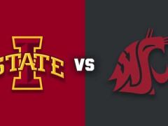 2018 Alamo Bowl: Iowa State vs Washington State