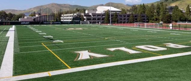 Cal Poly Mustangs Doerr Family Field.