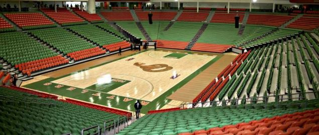 FAMU Basketball Arena