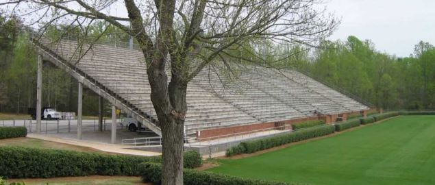 Football Facilities Furman U Football Stadium.