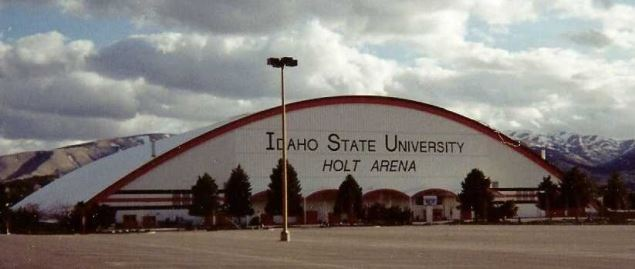 Holt Arena, Idaho State University, Pocatello, Idaho.