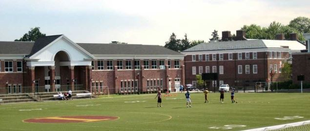 Mazzella Field and Hynes Athletic Center