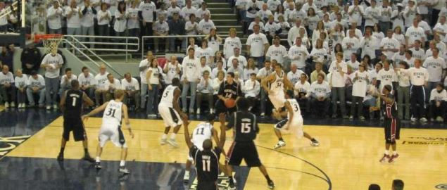 Nevada Wolf Pack vs. New Mexico State Aggies, Lawlor Events Center, Reno, Nevada.