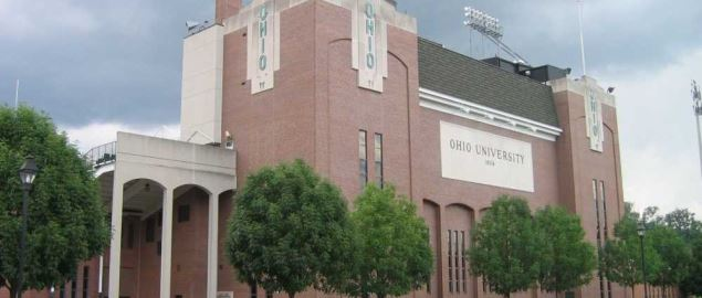 Athletic facilities on Ohio University's campus.