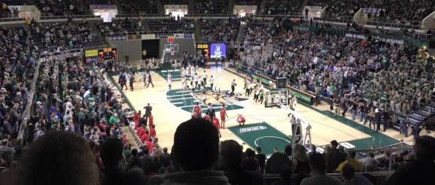 Ohio vs NIU on February 6, 2016 at the Convocation Center in Athens, OH.