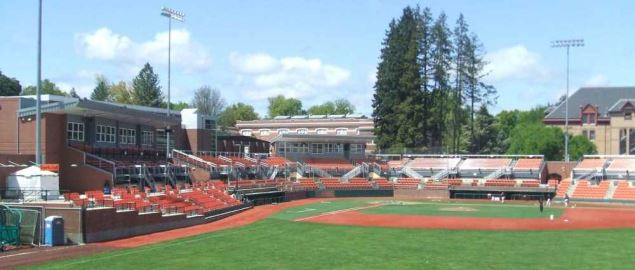 Goss Stadium, Oregon State University.