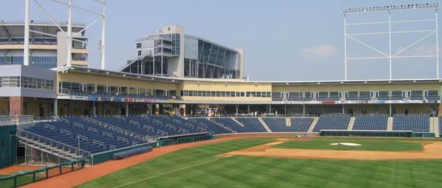 Medlar Field at Lubrano Park on the campus of the Pennsylvania State University.