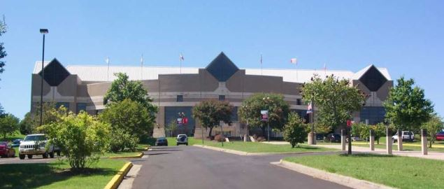 Southeast Missouri State's basketball arena, Show Me Center.