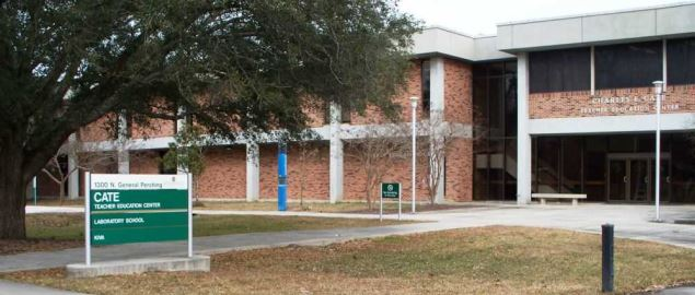 Charles Emery Cate Teacher Education Center at Southeastern Louisiana University.