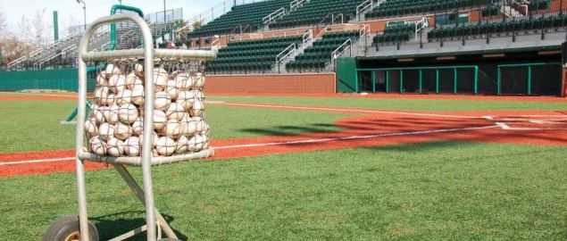 Greer Field at Turchin Stadium, Tulane University, New Orleans.