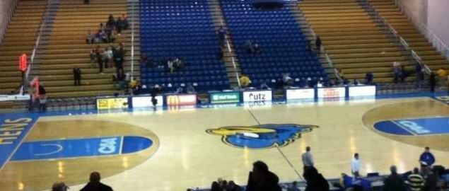 The Bob after a 2012 Delaware Game.