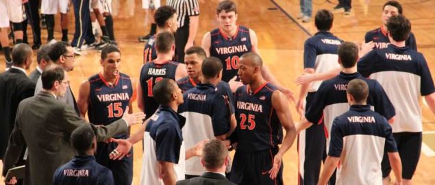 2013–14 Virginia Cavaliers men's basketball team.